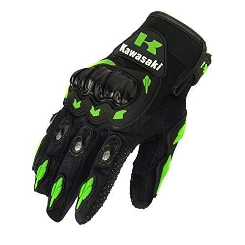 Berrd I più venduti 1 paio di nuovi guanti da moto all-around moda Kawasaki guanti da motocross...