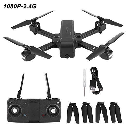 Drone RC Intelligente, GPS SJ Z5 Drone Pieghevole Fotografica WiFi Altitudine in Attesa(1080P-2.4G)