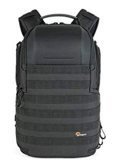 Lowepro PROTACTIC BP 350 AW II Mochila Negro - Funda (Mochila, Universal, Tirante para Hombro, Compartimento del portátil, Negro)
