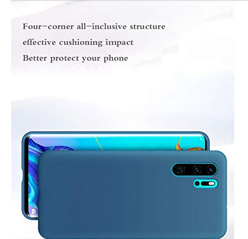 WLWLEO Coque de Protection en Silicone pour Huawei P30 Pro, Coque de Protection pour Huawei Original pour téléphone Portable Design Fashion ... 23