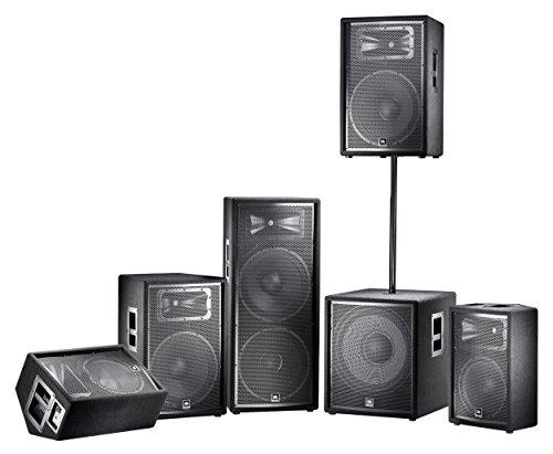 JBL JRX225 Enceinte passive pour Sonorisation 500 W Noir 8