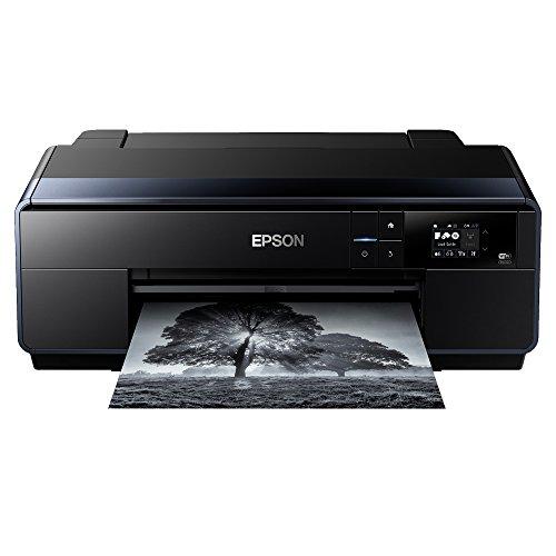 Epson SureColor SC-P600 Tintenstrahldrucker (Wi-Fi, Scannen) schwarz