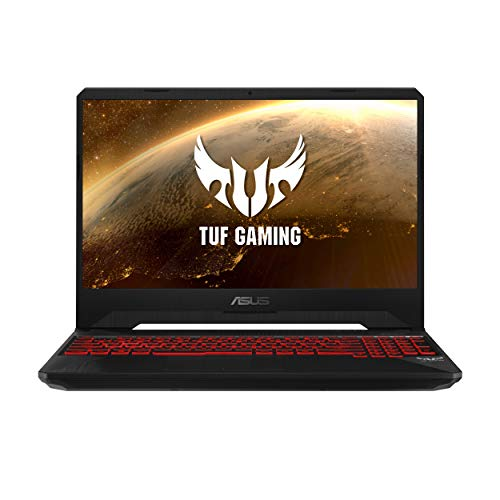 ASUS TUF FX505DY-BQ002T 15.6-inch FHD Gaming Laptop (AMD Ryzen 5-3550H/8GB/1TB HDD/Windows 10/Radeon...
