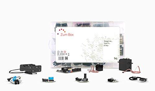 41R%2BulOVKuL - Bitbot3d ZUM BOX. Kit de iniciación a la robotica. Kit de la marca BQ para iniciarse en la eletrónica, informática y robótica.