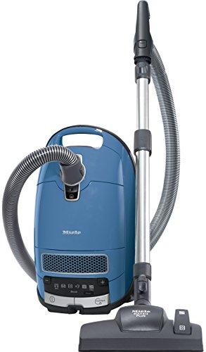 Miele Complete C3 Allergy Ecoline Aspirapolvere, 550 watts, 4.5 litri, 72 decibels, Blu Tecno