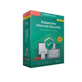 Kaspersky Internet Security 2019 Mise à jour (1 Poste / 1 An)|2019|1 appareil|1 AN|PC/Mac/Android|Téléchargement