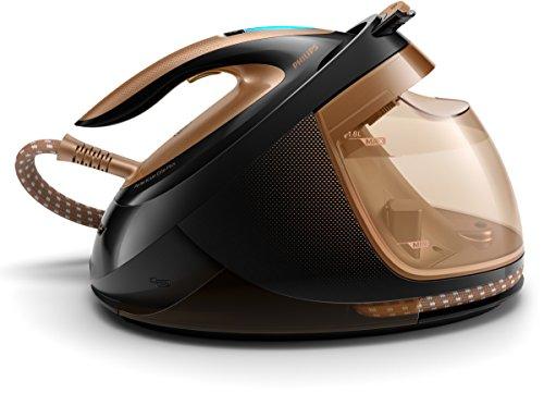 Philips gc9682/80Perfect Care Elite Plus ferro da stiro a vapore, dynamiq del sensore, 8Bar,...