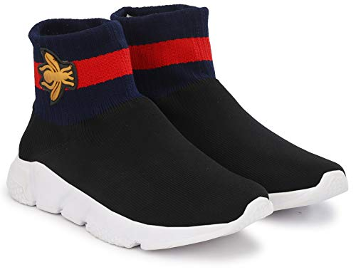 AFROJACK Men's Balenciaga Speed Training Shoes & Sneakers(Knit Sock Technology) 4