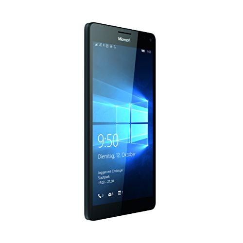 Nokia/Microsoft Microsoft Lumia 950 XL (black) débloqué logiciel original 27
