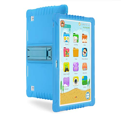 3G Tablet Bambini,SANNUO 10 Pollici Kids Tablet con WiFi (Android 6.0, Quad-Core, 1 + 16 GB, Doble...