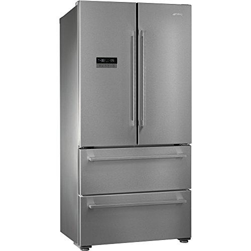 Smeg FQ55FX2PE frigorifero side-by-side