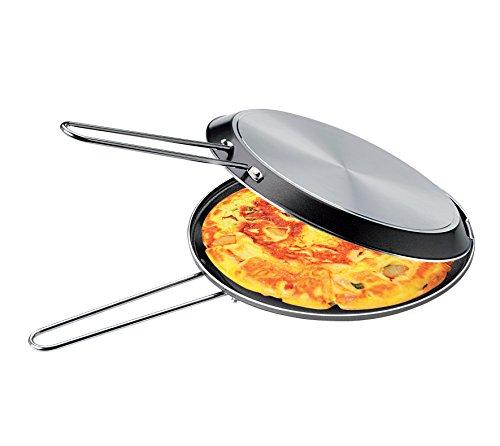 Beper PE. 050-Doppelpfanne für Omelett, 26cm