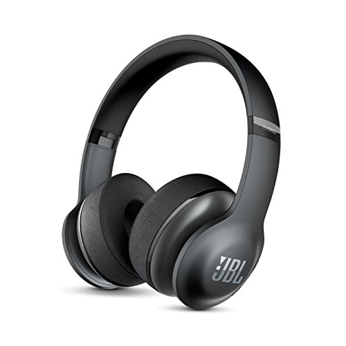 JBL【国内正規品】EVEREST 300 ワイヤレスヘッドホン Bluetooth 密閉ダイナミック型オンイヤー ブラック V300BTBLKGP