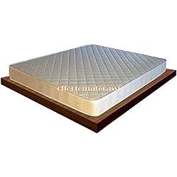 Materasso matrimoniale molle Bonnell Summer Box Effetto Casa 160x190-195-200 cm