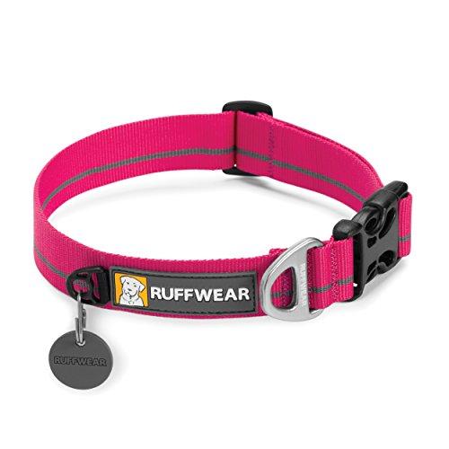 Ruffwear - Hoopie Collar, color wild berry, talla L