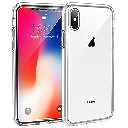 Kaufen Syncwire UltraRock iPhone X Hülle iPhone X Schutzhülle mit fortschrittlichen Fall- Schutz und Luftkissen Safeguard Technologie für Apple iPhone X/10 (2017) - Kristallklar