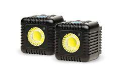 Lume Cube LC0012NE - Antorcha LED para cámaras, Negro - Kit de 2 Unidades