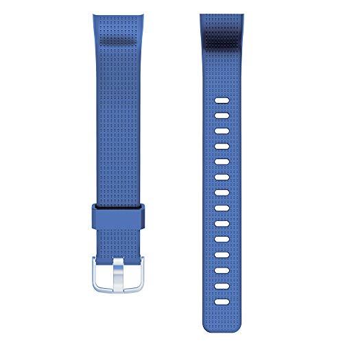 Willful Cinturino di Ricambio per Fitness Tracker SW352 (Blu)