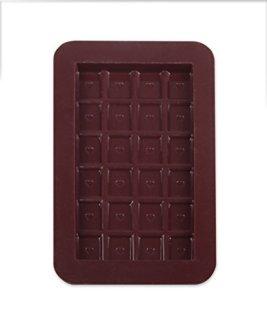 Dr-Oetker-Silikon-Schokoladenform-Se-Tafeln-2er-Set-Formen-aus-hochwertigem-Platinsilikon-Schokolade-selbst-machen-fr-individuelle-Kstlichkeiten-Farbe-braun-Menge-1-Stck