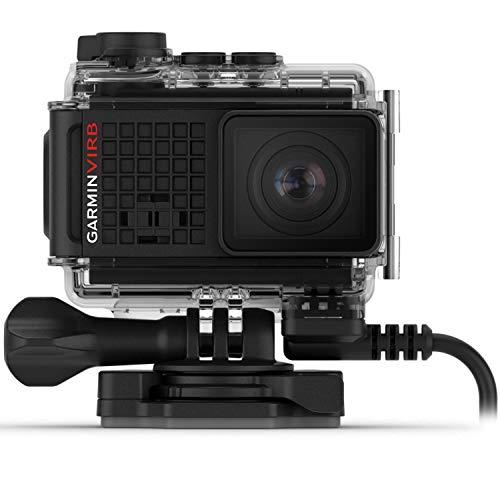 Garmin VIRB Ultra 30 Power Mount Bundle Action Camera 4K GPS, Wi-Fi, Nero