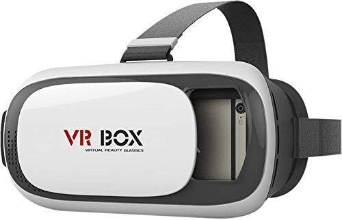 MKSC Enterprises 3D Glasses Virtual Reality Box for All Type Smartphone