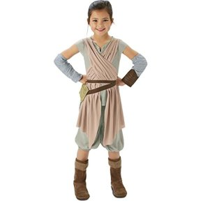 Rubies Star Wars - Disfraz deluxe de Rey para niños, talla 9-10 años 620326-9-10