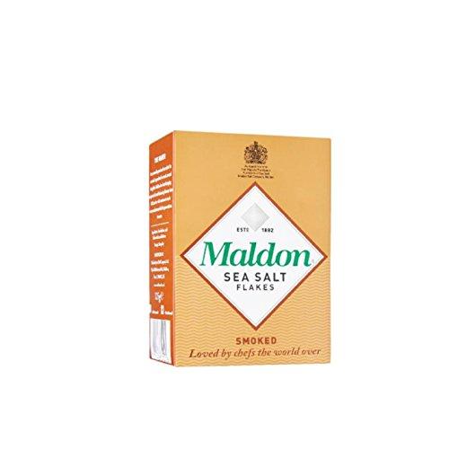 Maldon Smoked Sea Salt Flakes 125g