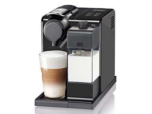 De'Longhi EN 560.B Nespresso Lattissima Touch Animation Macchina da Caffè, Nero