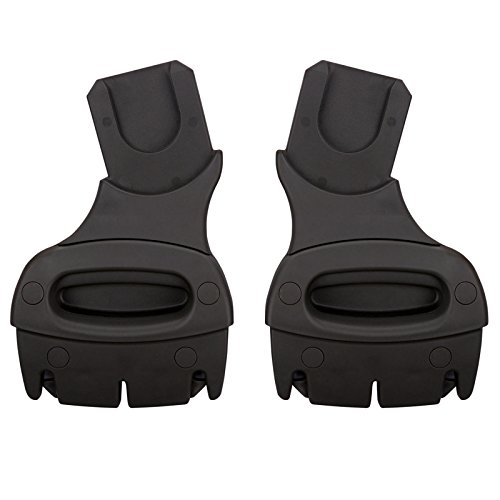 knorr-baby Adapter für Autositz New Easy Click Maxi-Cosi,Cybex und Kiddy