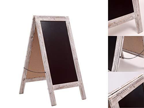 Lavagna Pavement lavagnetta Personalizzata A-BOARD Segno Ristorante Cafe Visualizza Menu Display...