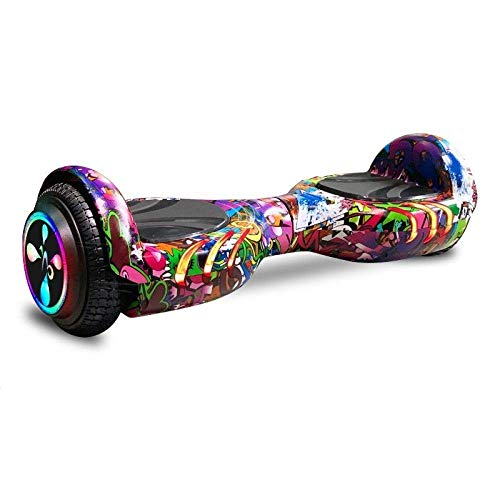 Llpeng Balance Scooter Hoverboard Auto bilanciamento Intelligente Elettrico, Bambini Adulti a Due...