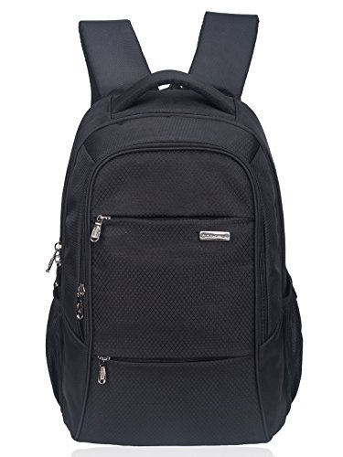COSMUS Polyester 29 Ltr Black Laptop Backpack