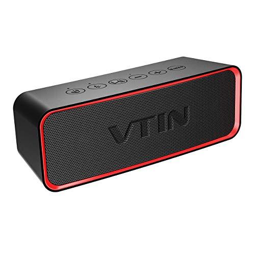 Altoparlante Bluetooth Portatile, VTIN-R2 14W Potente Cassa Bluetooth 4.2 Impermeabile IPX6 con...