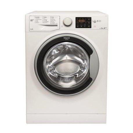 Hotpoint RSG 823 S IT Libera installazione Carica frontale 8kg 1200Giri/min A+++ Bianco lavatrice