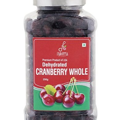 Flyberry Cranberry Whole 250g/500g 20