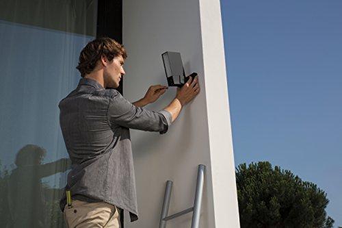 41SbDuREcVL [Bon Plan Fibaro] Caméra de Surveillance Extérieure Intelligente avec éclairage intégré - Netatmo Presence