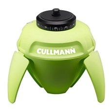 Cullmann 50221 - Rotula Giratoria Smart Pano 360, color verde