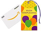 Buono Regalo Amazon.it - €30 (Bustina Compleanno)