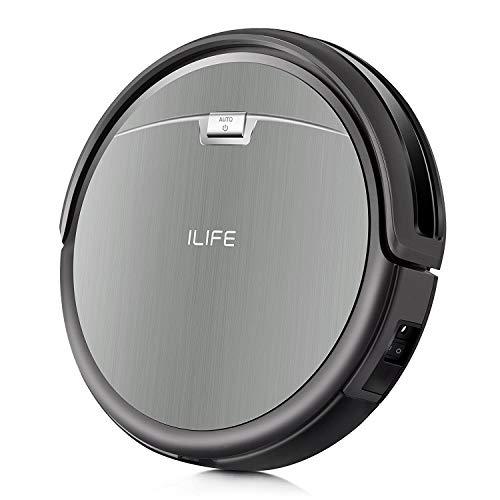 iLife A4s Robot aspirapolvere, robot di pulizia per pavimenti, telecomando, ricarica automatica,...