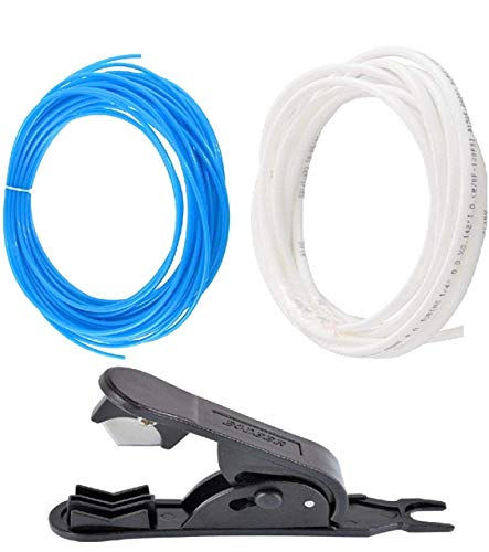 CHIRAG DISTRIBUTION RO Pipe Tube Cutter with Pipe Tube (5 m, White and 5 m, Blue)
