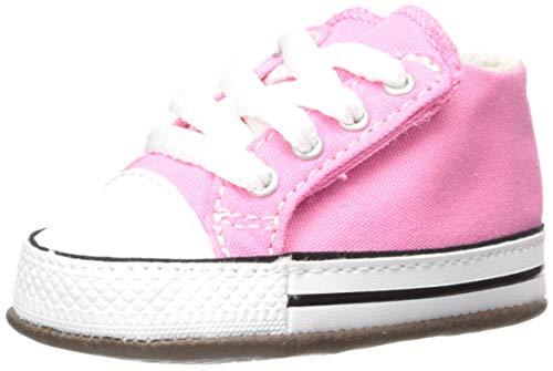 Converse - Ctas CRIBSTER Mid 865160C Pink, Taglia:17 EU