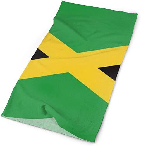 Copricapo Multifunzionale Moda - Maschera da Sole da Pesca, Fascia per Capelli, Fascia per Passamontagna, Sport all'Aria Aperta - Bandiera giamaicana