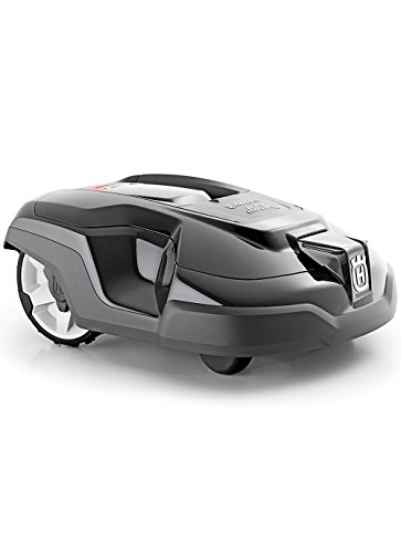Husqvarna Automower 310 | Modelo 2018 | Robot Cortacésped fiable para zonas medianas y complejas de hasta 1000 m² | Manejo con smartphone
