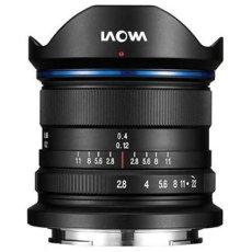 Laowa 9mm f/2.8 Zero-D SLR - Objetivo (SLR, 15/10, Objetivo Ultra Ancho, Sony E, Sony, Negro)