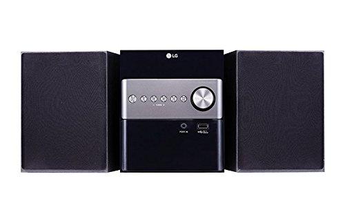 LG CM1560 Sistema Audio, Nero