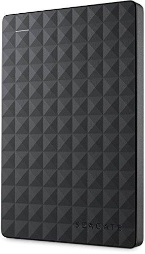 Seagate Expansion, Hard Disk Esterno portatile, USB 3.0, Nero, 3 TB