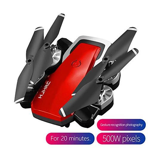 Bloomma Droni, 2.4G Pieghevole FPV Remote Control Drone 5MP Camera Giro di 360 Gradi Gesto Video con...