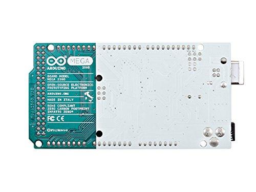 41TDPDdYLUL - Arduino Mega 2560 R3 - Microcontrolador
