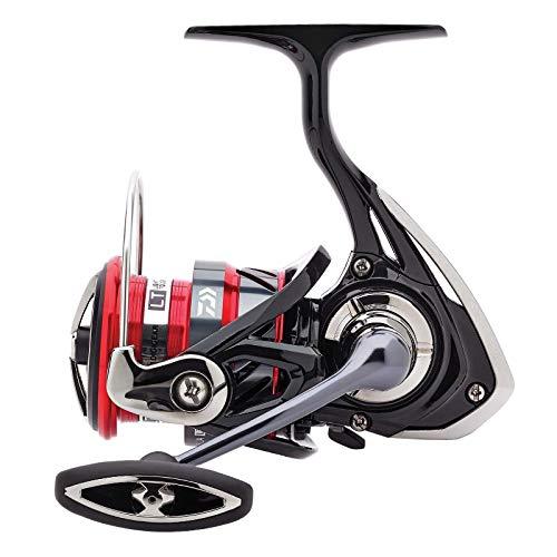 Daiwa Ninja LT 4000C, Mulinello Spinning con Freno Anteriore, Compact Body