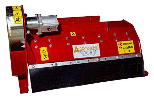 Desbrozadora cabeza de corte ARES TT 80 para brazo móvil.
